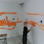 Färg på tillvaron i köket