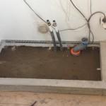 Avlopp och ventilation kök